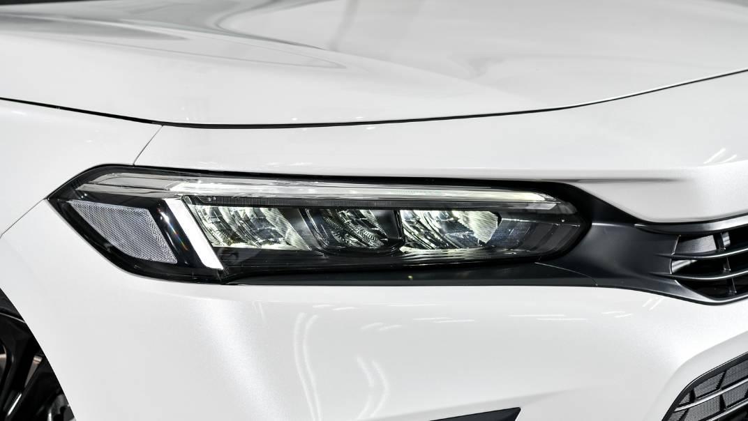 2022 Honda Civic Upcoming Version Exterior 019