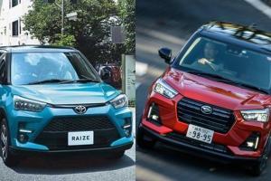 Akhirnya, Si Kembar Daihatsu Rocky dan Toyota Raize Resmi Meluncur Pada 30 April!