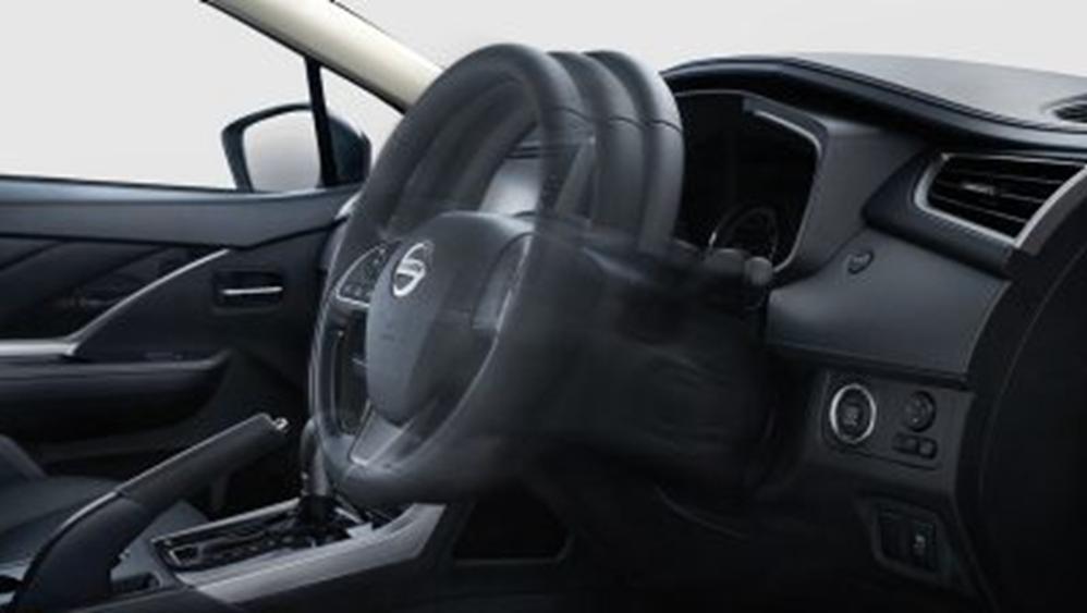 Nissan Livina 2019 Interior 002
