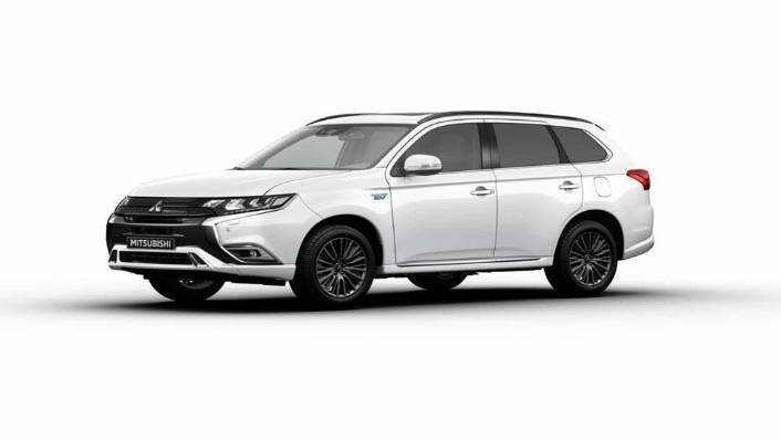 Mitsubishi Outlander PHEV 2019 Exterior 001
