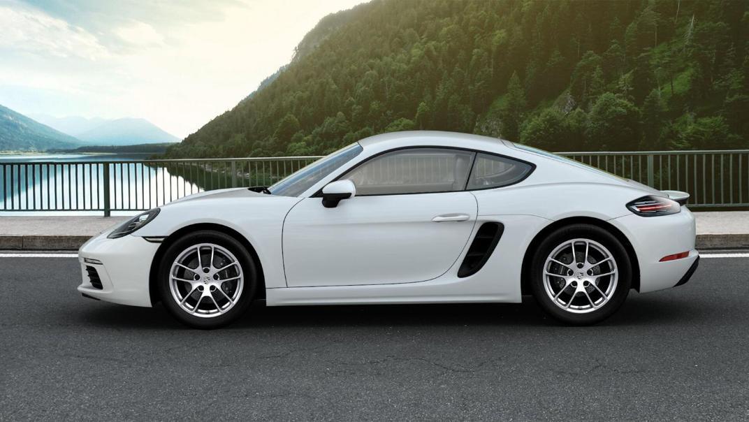 Porsche 718 2019 Exterior 049