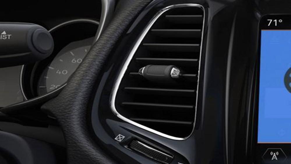 Jeep Compass 2019 Interior 007