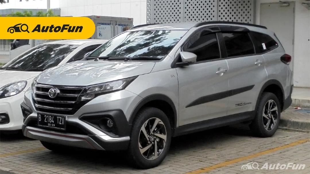 Keunggulan SUV 7 Penumpang di Toyota Rush 2021 dan Daihatsu Terios Bikin Masyarakat Berpaling Dari Avanza? 01