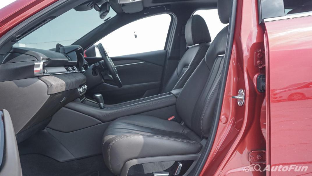 Mazda 6 Elite Estate Interior 042