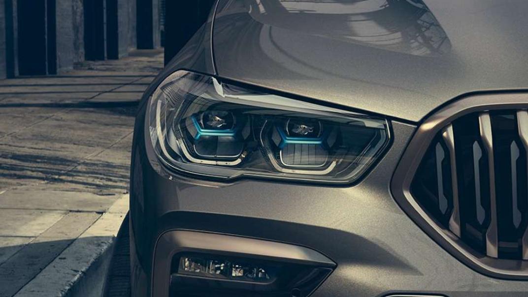 BMW X6 2019 Exterior 009