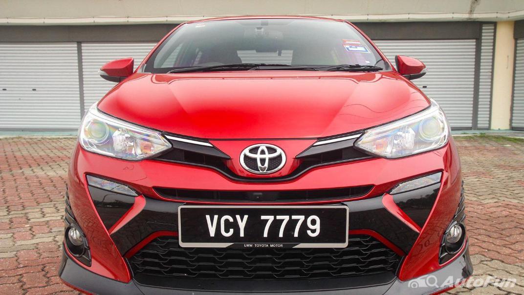 Toyota Yaris 2019 Exterior 009