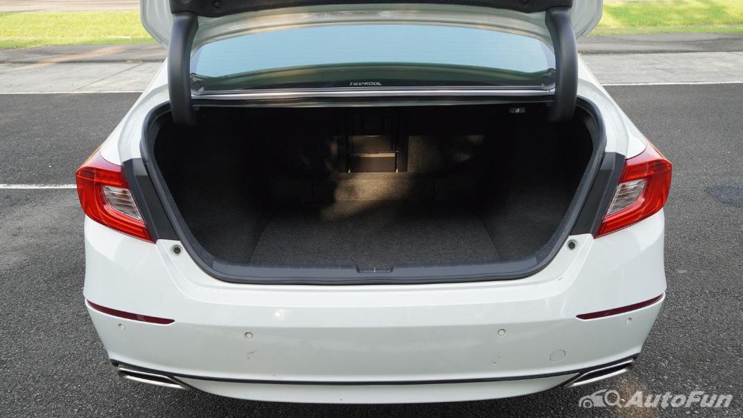 2021 Honda Accord 1.5L Interior 054