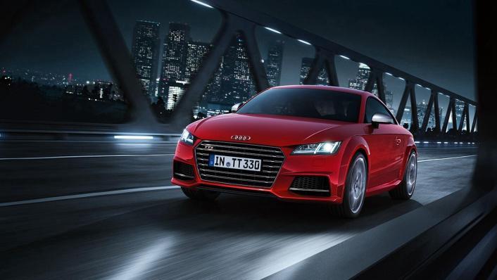 Audi TTS Coupe 2019 Exterior 007