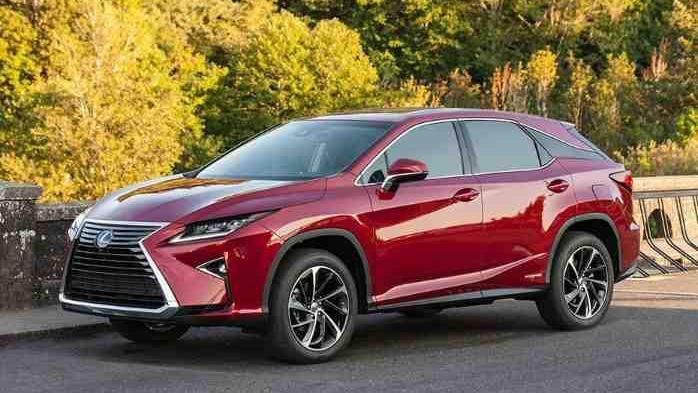 Lexus RX 2019 Exterior 001
