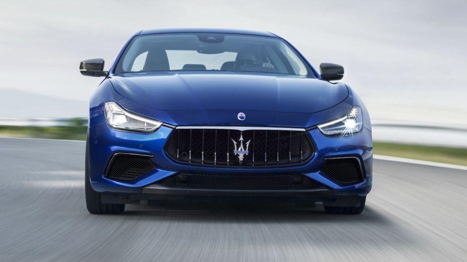 Maserati Ghibli 2019 Exterior 003