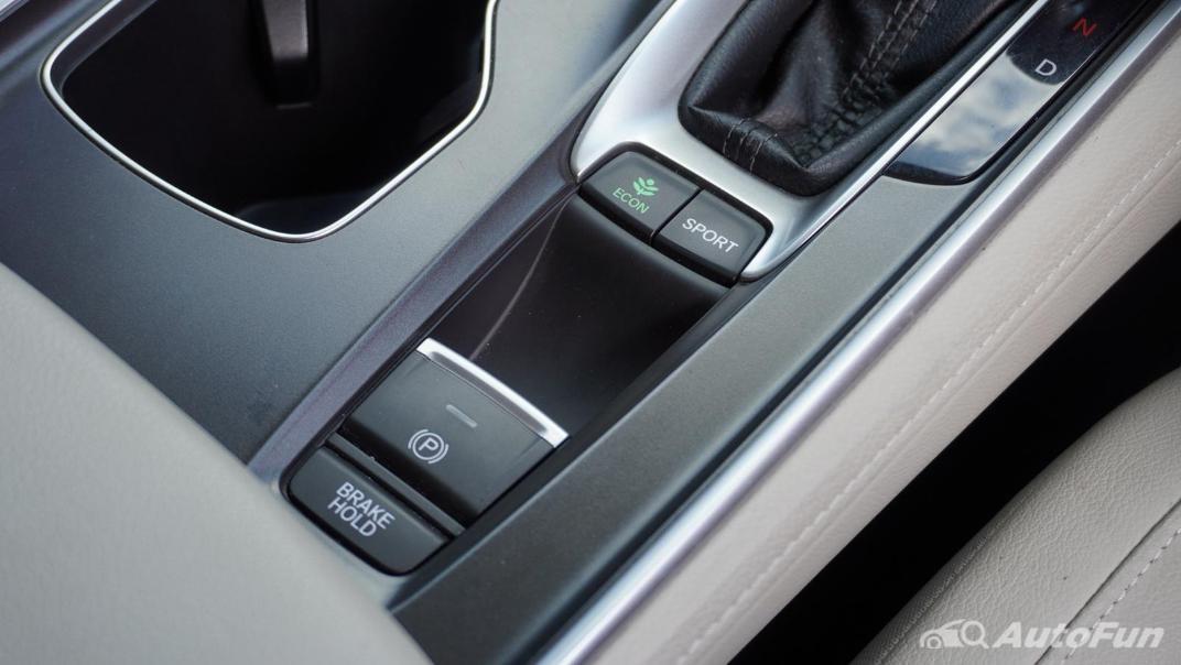 2021 Honda Accord 1.5L Interior 025