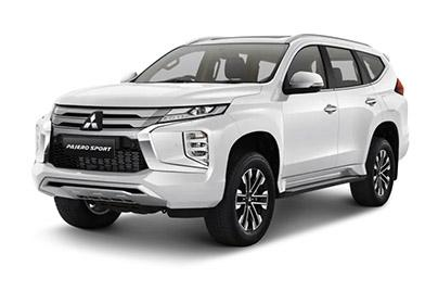 2021 Mitsubishi Pajero Sport Dakar Ultimate 4x2 AT