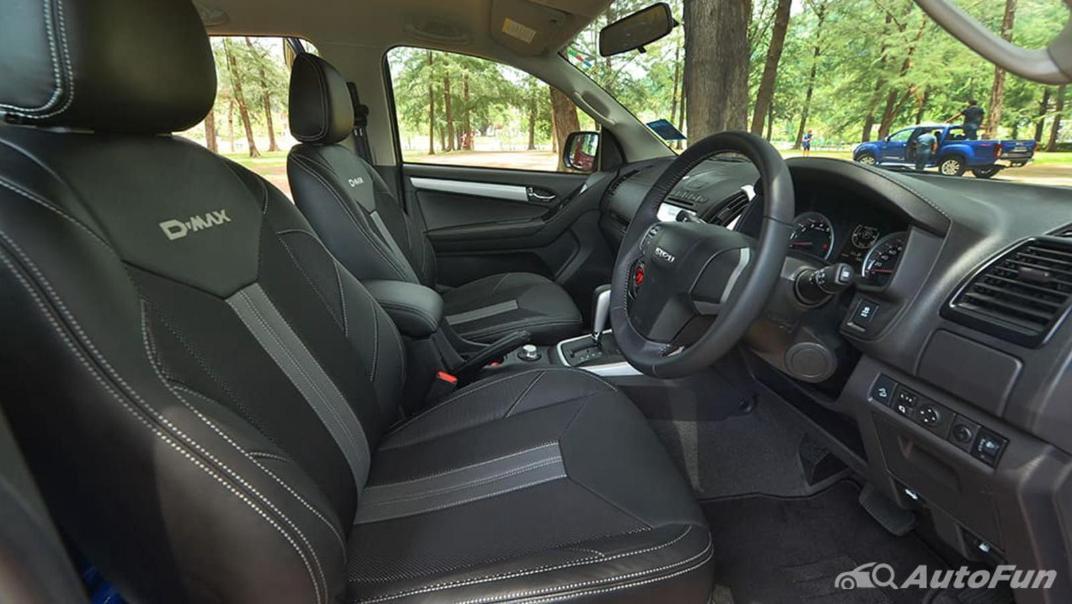 Isuzu D MAX 2019 Interior 002