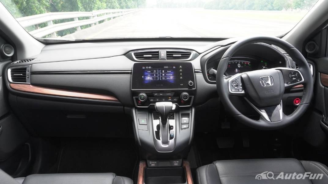 2021 Honda CR-V 1.5L Turbo Prestige Interior 001