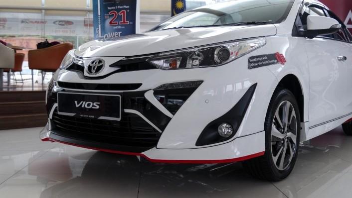 Toyota Vios 2019 Exterior 006