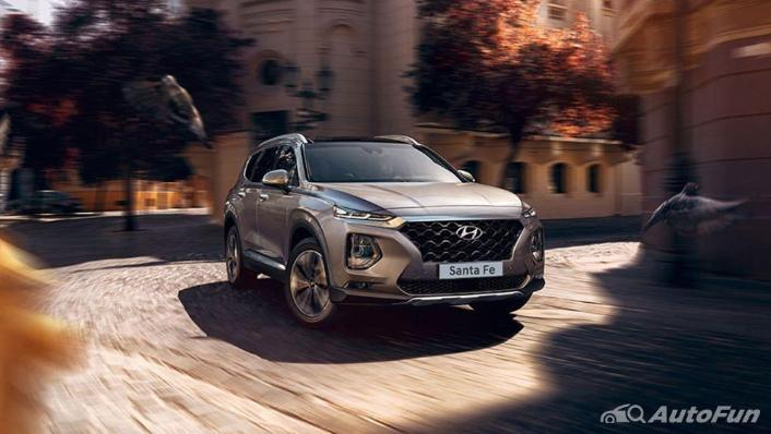 Hyundai Santa Fe 2019 Exterior 003
