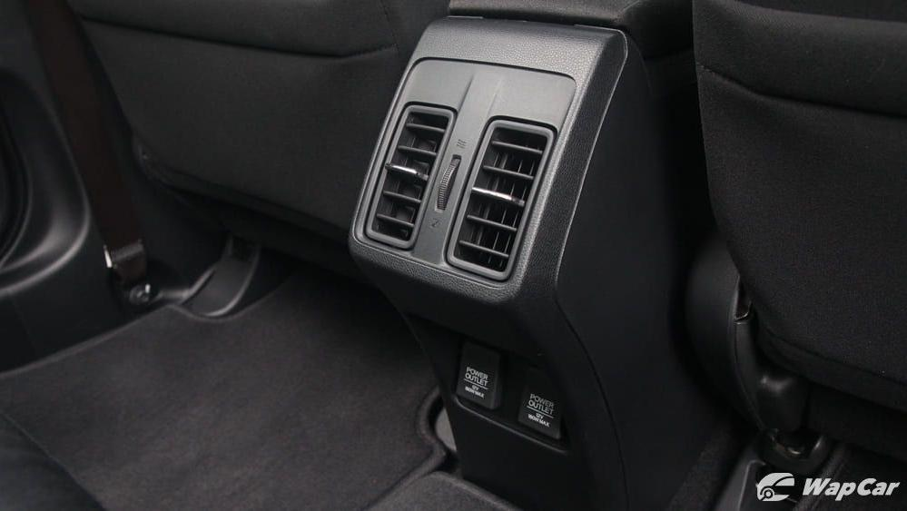 Honda City 2019 Interior 061