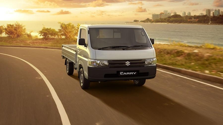 Suzuki Carry 2019 Exterior 004