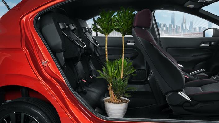 2021 Honda City Hatchback Interior 008