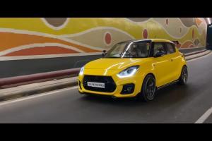 Modifikasi: Suzuki Swift Tampil Makin Sporty, Enggak Kalah Ganteng Dibanding Mini Cooper S