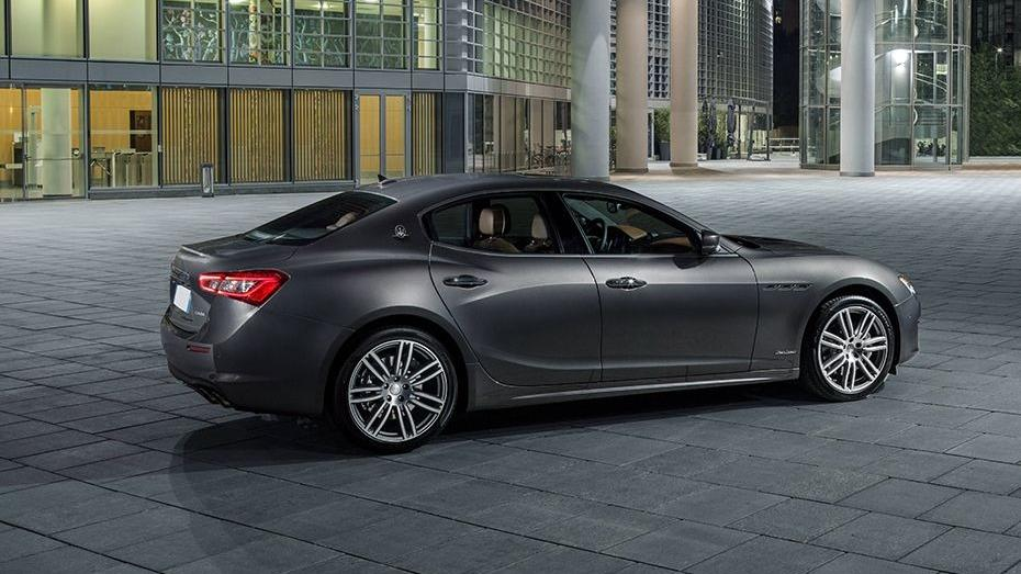 Maserati Ghibli 2019 Exterior 008