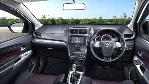 Toyota Avanza Veloz 2019 Interior 002