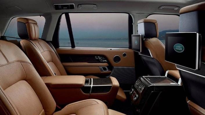 Land Rover Range Rover 2019 Interior 010