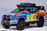 Mitsubishi Triton Modifikasi Ini Udah Spek Off-Road Tapi Bodinya Malah Tampil Centil
