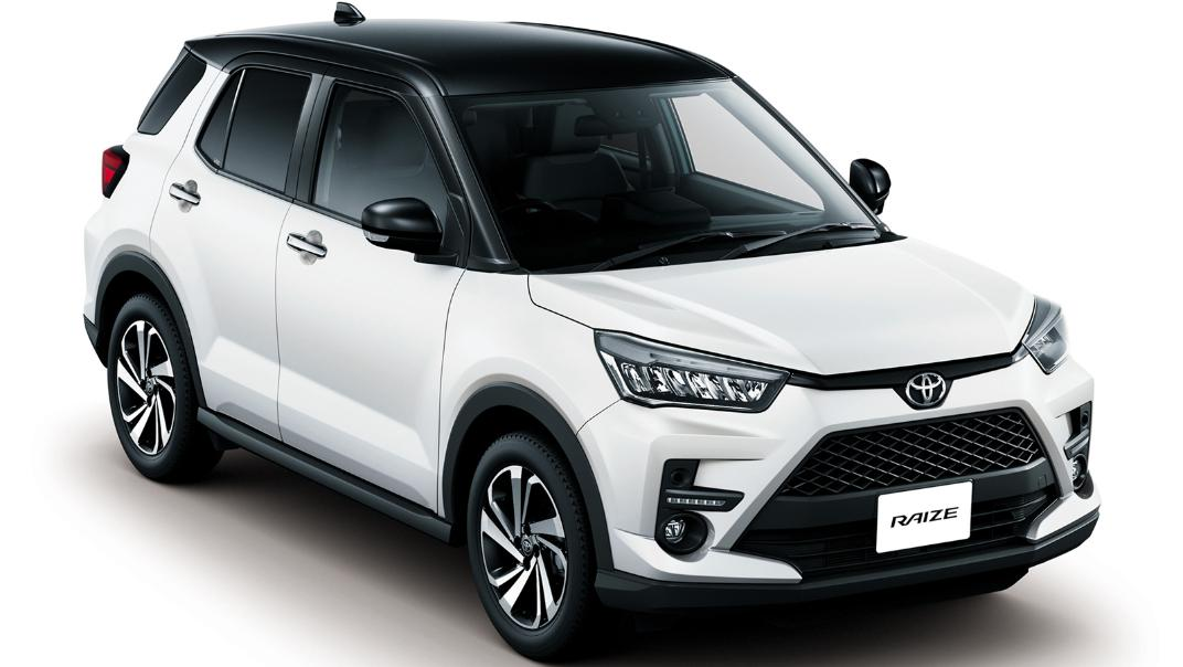 2021 Toyota Raize Exterior 082