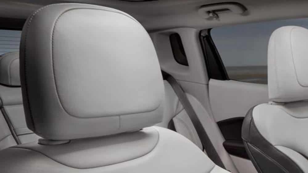 Jeep Compass 2019 Interior 011