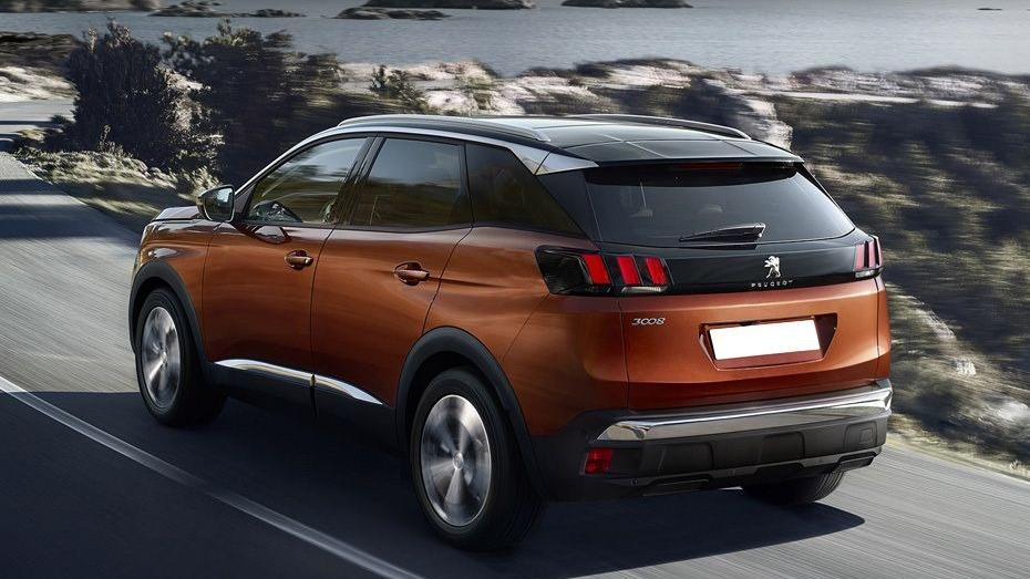 Peugeot 3008 2019 Exterior 032