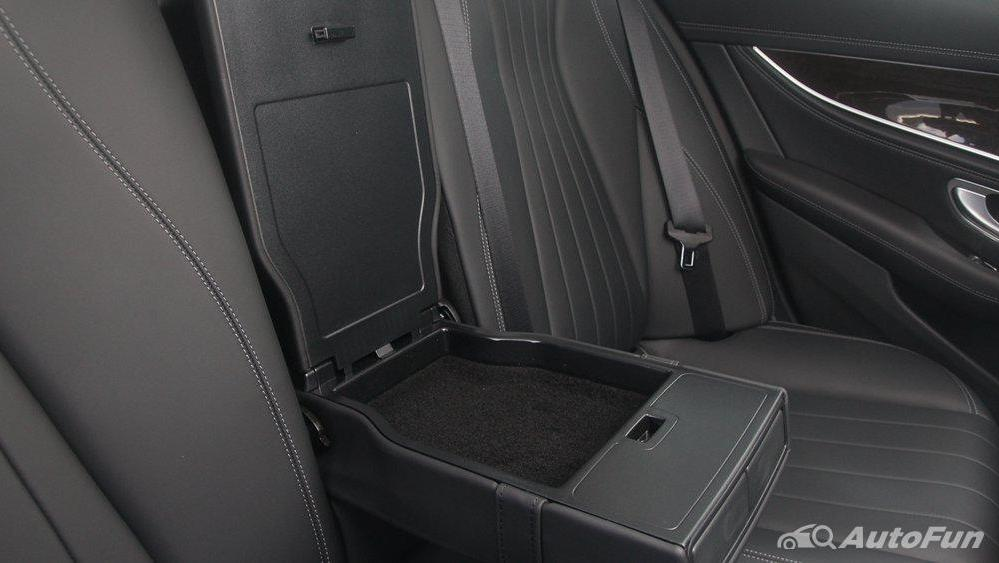 Mercedes-Benz E-Class 2019 Interior 040