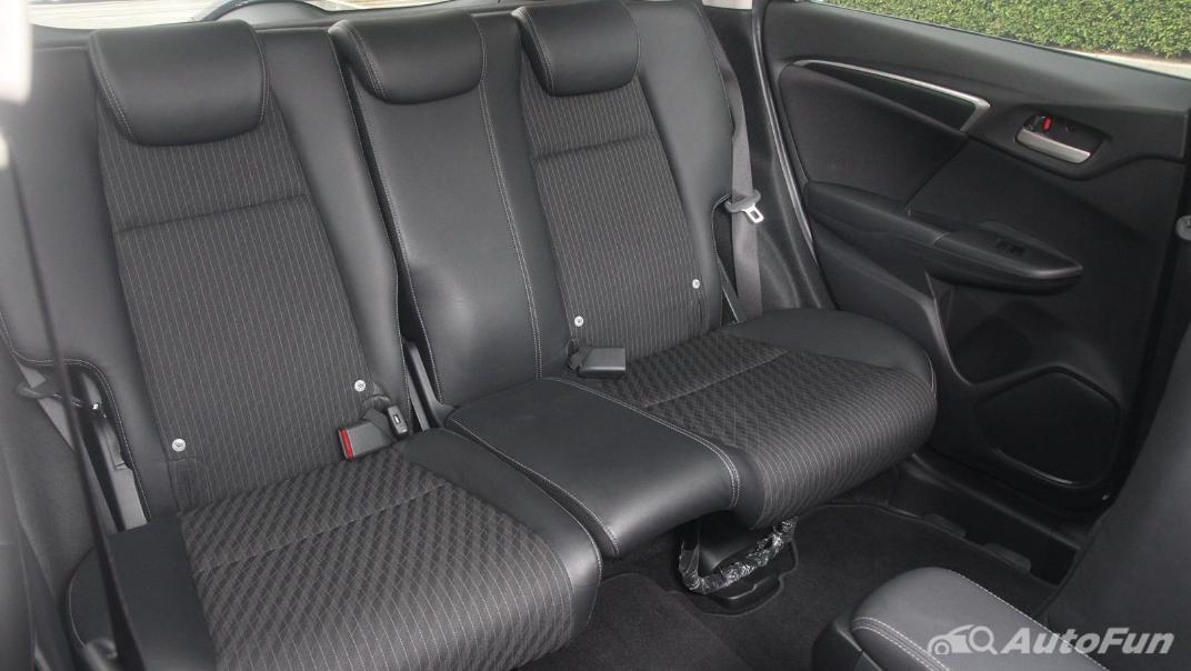 Honda Jazz 2019 Interior 065