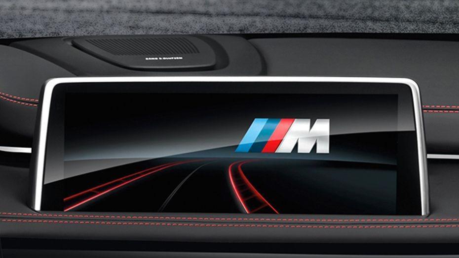 BMW X5 2019 Interior 005