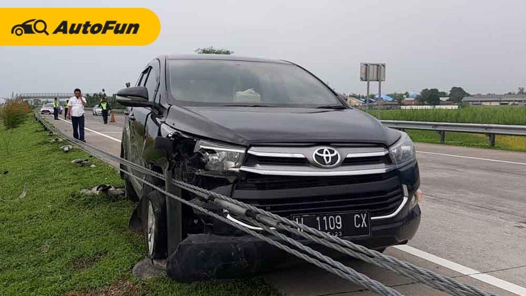 Toyota Kijang Innova 2021 'Ringkih' Pakai Crumple Zone, Kalah Kokoh Dari Kijang Super? 01