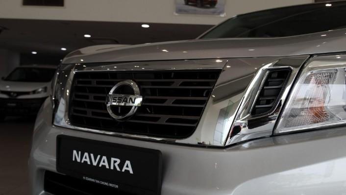Nissan Navara 2019 Exterior 010