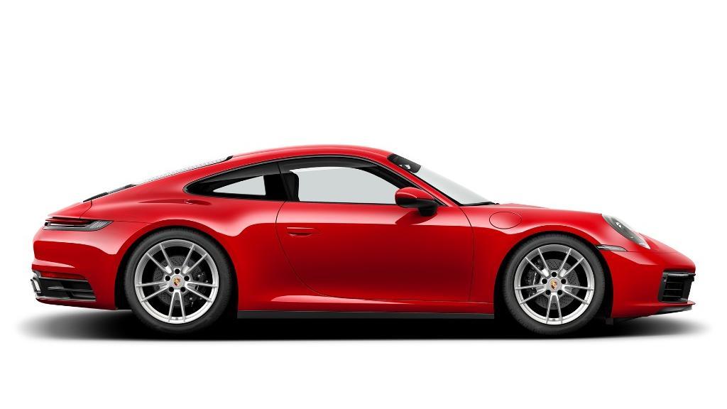 Porsche 911 2019 Exterior 022
