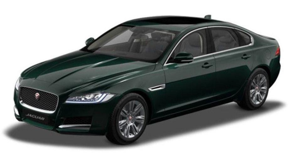 Jaguar XF 2019 Others 003