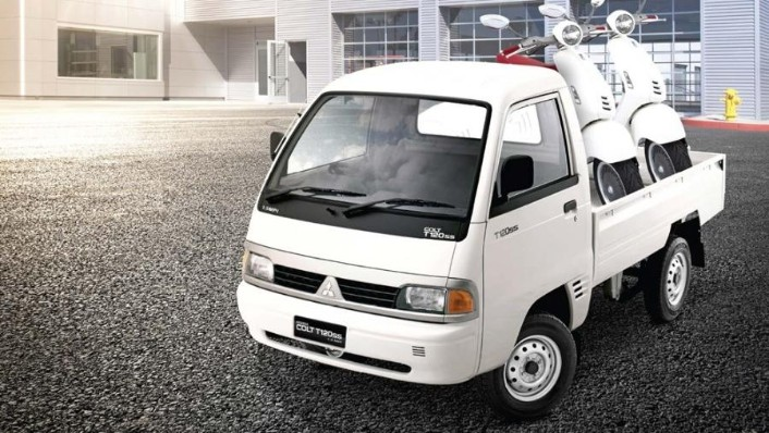 Mitsubishi T120SS 2019 Exterior 007