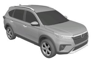 Bocor! Begini Kira-kira Wujud Asli Honda BR-V 2021 yang Akan Diproduksi