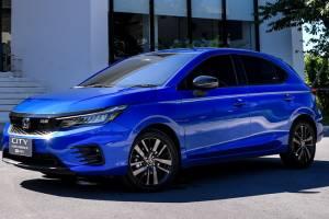 Sebentar Lagi Honda City Hatchback Bakal Punya Fitur Honda Sensing di Indonesia!