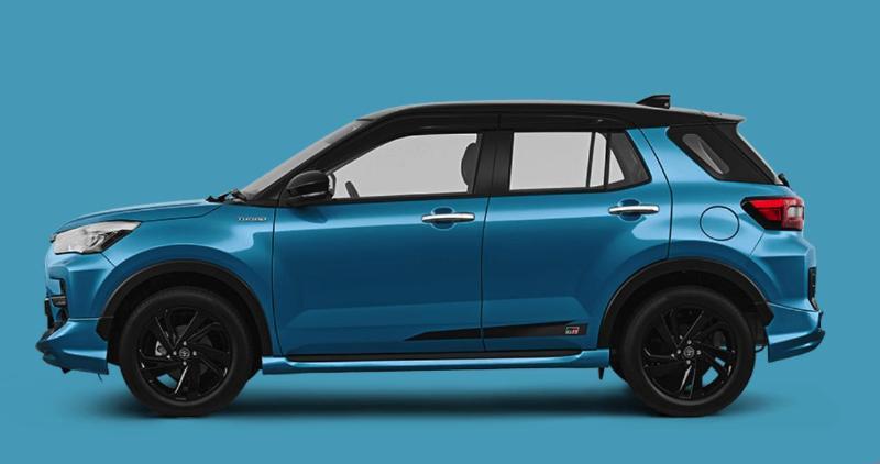Toyota Raize 1.200 Cc Resmi Meluncur dengan Harga Tembus Rp200 Jutaan, Lebih Murah Dari Avanza! 02