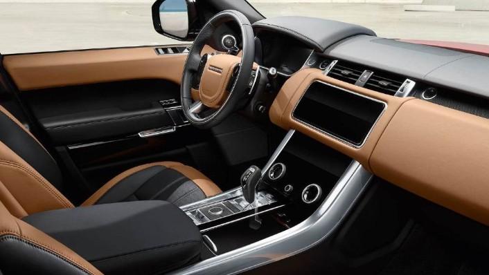 Land Rover Range Rover Sport 2019 Interior 001