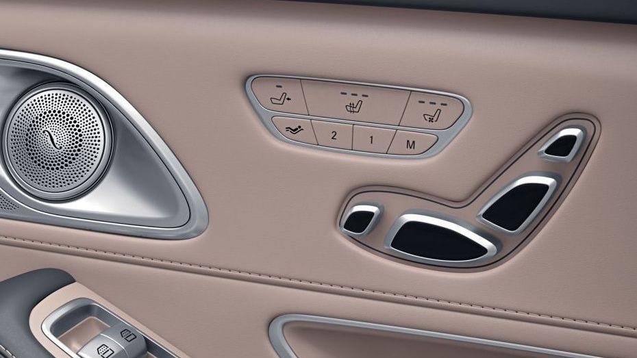 Mercedes-Benz S-Class 2019 Interior 006