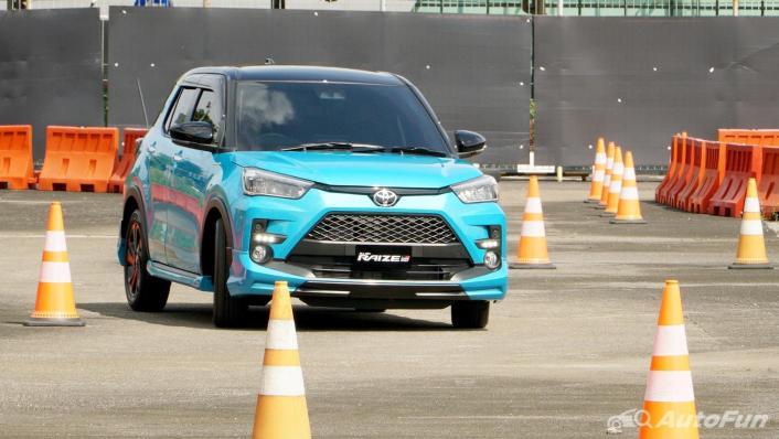 2021 Toyota Raize Exterior 007