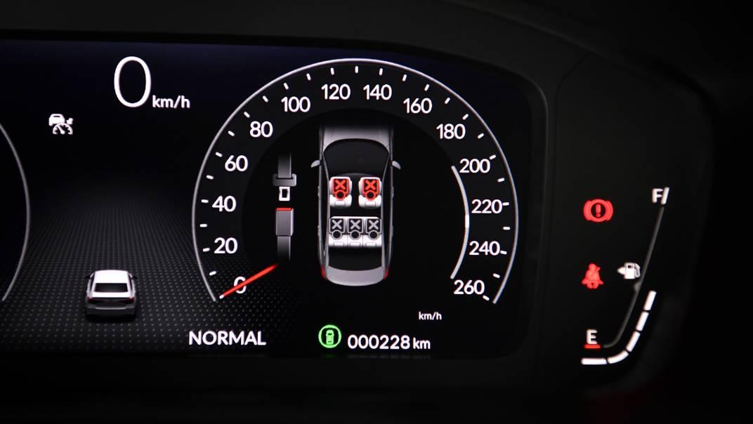 2022 Honda Civic Upcoming Version Interior 050