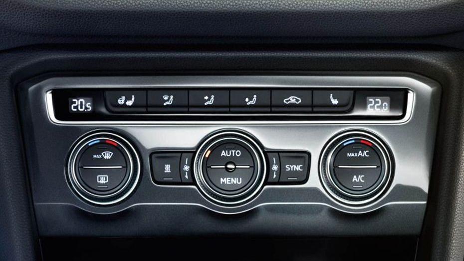 Volkswagen Tiguan 2019 Interior 090