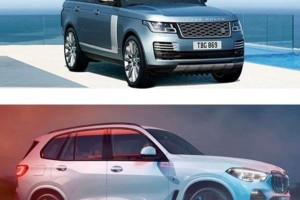 Perbandingan Biaya Perawatan Land Rover Range Rover Vs BMW X5, Siapa Pemenangnya?