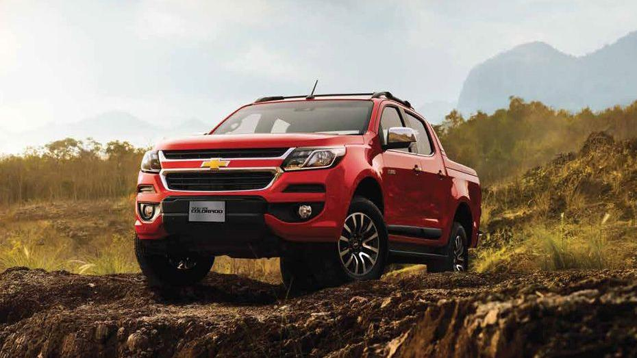 Chevrolet Colorado 2019 Exterior 019