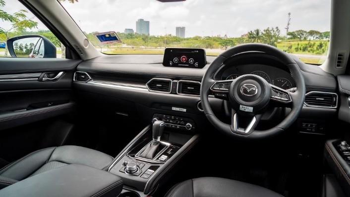 Mazda CX 5 2019 Interior 001